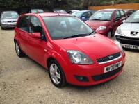 Ford Fiesta 1.25, Zetec Climate