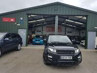 2014 Land Rover Range Rover Evoque 2.2SD4 ( 190bhp ) 4WD AUTOMATIC DIESEL