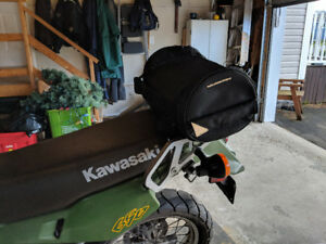 Motorcycle/ATV tailbag roll sack