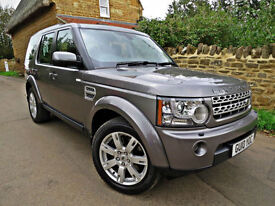 2010 LAND ROVER DISCOVERY 4 3.0 TDV6 ( 242bhp ) XS AUTO.