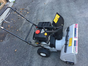 "White Outdoors 22"" 179cc Two-Stage Snow Blower"
