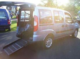 2006 Fiat Doblo 1.9 Multijet Dynamic Wheelchair Accessible Vehicle