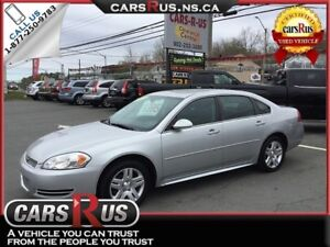 2012 Chevrolet Impala LT   FREE 1 YEAR PREMIUM WARRANTY INCLUDED