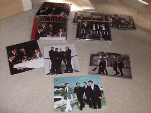 IL Divo collection - NEW PRICE!