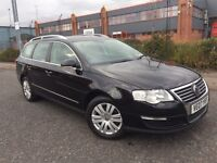 ***VW PASSAT 2.0 TDI DSG AUTO FULLY LOADED+SATNAV+HEATED LEATHER/ALCANTARA*** £2599! *WARRANTIES*