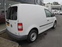 2010 Volkswagen CADDY C20 SDI 69ps Van Manual Small Van