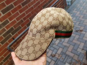 Authentic Gucci hat size L