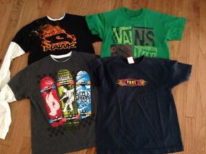 Boys shirts M / size 10