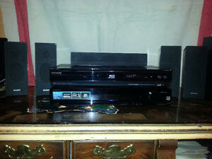 Sony Blu ray Theater system