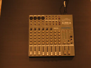 Console (Mixer)  Phonic MM122