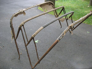 1926 Dodge Roof  Bows ( REDUCED PRICE )