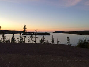 Beautiful pond front lot located in Blaketown St. John's Newfoundland image 1