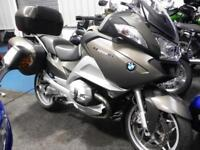 11/11 BMW R 1200 RT SE 3 X LUGGAGE & RADIO 25,000 MILES