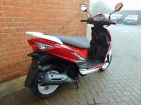 BRAND NEW SYM JET 4 125CC E4 - LEARNER LEGAL SCOOTER