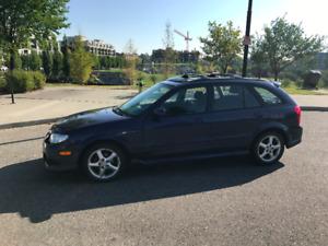 ***2002 Mazda Protege ES Hatchback, GREAT RELIABLE CAR***