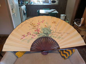 Decorative Chinese Inspired Fan