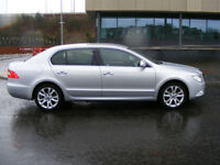 Skoda Superb SE 2.0 TDI CR 140PS (silver) 2012