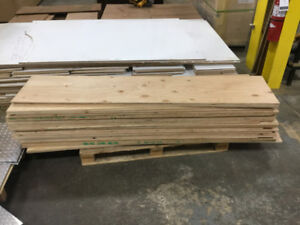"3/8"" Standard Plywood"