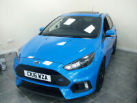 Ford Focus 2.3 ( 350ps ) ( AWD ) EcoBoost ( s/s ) 2016 RS