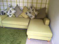 As new Sofa