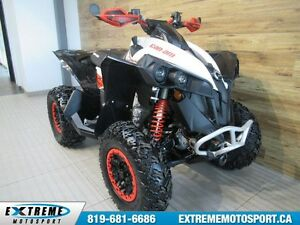 2016 Can-Am Renegade 1000 X XC 46$/SEMAINE