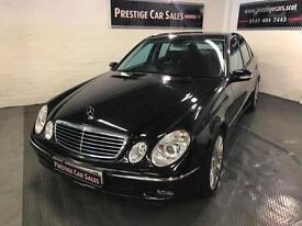 Mercedes-Benz E280 CDI 7G- Sport,just serviced and 12 months