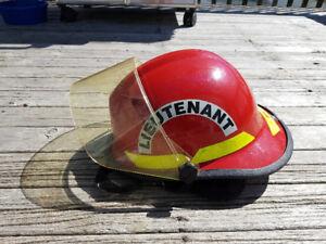 Firefighter helmet Bullard (RED)