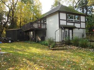 Detached Raised Bungalow with Deeded Access to Lake Scugog