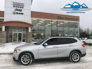 2014 BMW X1 xDrive28i  ACCIDENT FREE, PREMIUM PACKAGE!!