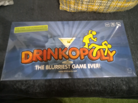 Drinkopoly adult board game