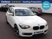 2013 BMW 1 SERIES 120d Sport 5dr
