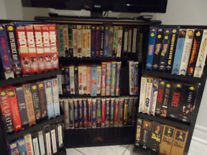 Collectible VHS Tapes