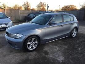 BMW 116 1.6 2006MY i SPORTS MANUAL-PETROL-LOW MILEAGE-LADY OWNER