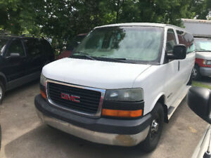2003 GMC Other SLE Minivan, Van