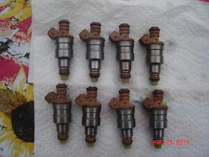 Ford 5.8L EFI fuel injectors