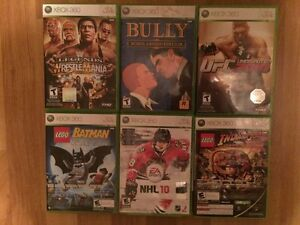 Xbox 360 Games for sale !