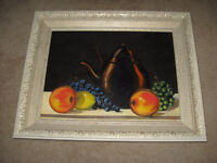 Still Life - Painting (( NEW PRICE ))