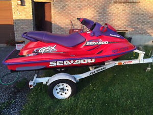 Excellent Sea Doo ready to go!