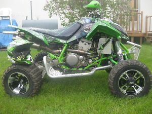 ATV Racer In Show Room Condition
