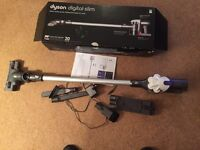 Dyson DC44 digital slim cordless vacuum cleaners
