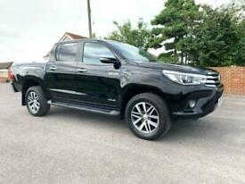 image for 2018 Toyota HI-LUX 2.4 INVINCIBLE 4WD D-4D DCB 4d 147 BHP PICK UP Diesel Manual