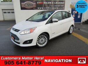 2014 Ford C-Max SEL  HYBRID NAVI LEATHER ROOF HEATED SEATS POWER