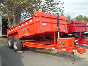 Dump Trailers on sale!