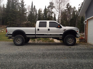 2008 Ford F-350 Lariet Loaded Pickup Truck-Reduced Price