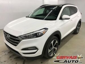 Hyundai Tucson Limited AWD GPS Cuir Toit Panoramique MAGS 2016