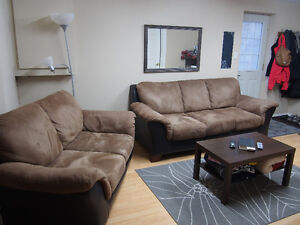 2 Bedroom Accessory Apartment Fully Furnished Available Sept 1st