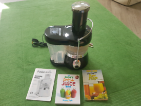 Fusion Juicer - for fruit and vegetables