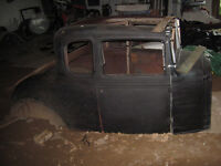 1931 Chevy Coupe Project