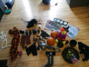 Halloween Decorations!