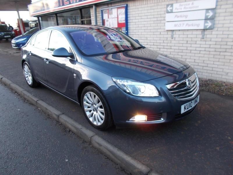 2010 Vauxhall/Opel Insignia 2.0CDTi 16v ( 160ps ) ( Nav ) Elite